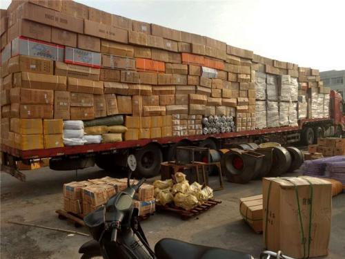 贵阳找返空车到上海送货上门
